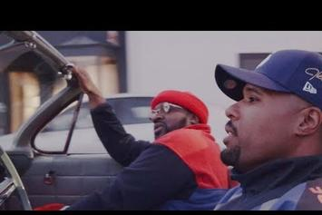 """Smoke DZA Links With Dom Kennedy & Cozz For """"The Hook Up"""" Video"""