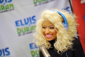 "Nicki Minaj Likens Herself To Princess Diana Amid ""Queen"" Delay"