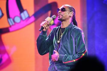 """Snoop Dogg On Kanye West: """"Instead Of Me Bashing Him We're Trying To Help Now"""""""