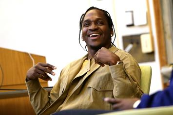 """Pusha T Responds To Drake's """"Duppy Freestyle"""" Diss Track"""