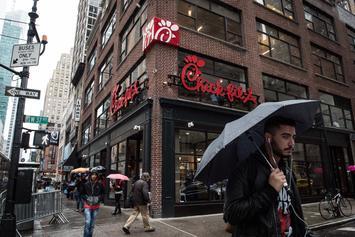 Chick-Fil-A Raises Wages To $17-18/Hour For Employees At Sacramento Location
