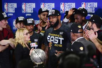 """Warriors vs Cavs Finals Preview Receives """"Family Matters"""" Treatment"""