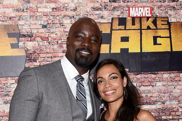 "Rosario Dawson Might Leave Marvel After ""Luke Cage"""