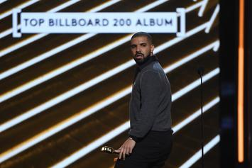 """Drake's """"Nice For What"""" Takes Back Its Spot At The Top Of The Billboard Charts"""