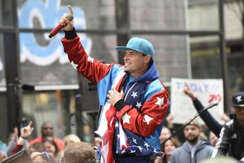 Vanilla Ice Fan Wipes Out After Trying To Take A Photo On Stage