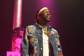 2 Chainz Is A Proud Father As 5-Year-Old Daughter Freestyles In The Studio