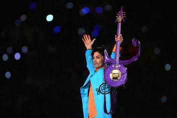 Prince's Purple Driveway Turks & Caicos Mansion Is Up For Auction