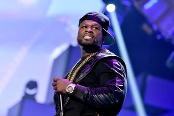 50 Cent Hits TDE's Championship Tour & Posts Up With Top Dawg