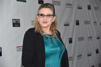 """Disney Promises Not To CGI Carrie Fisher In New """"Star Wars"""" Movies"""