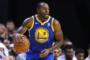 Warriors' Andre Iguodala Ruled Out For Game 1