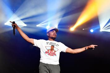 """Chance The Rapper Celebrates Mother Of Child On Birthday: """"You Made Me Find God"""""""