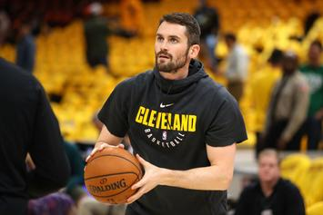 Kevin Love Cleared To Play For Game 1