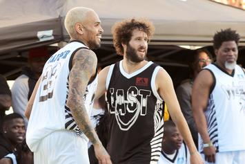 """Lil Dicky & Chris Brown's """"Freaky Friday"""" Officially Certified Platinum"""