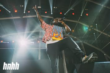 "Pusha T Ignites Gov Ball With ""Daytona"" & The Classics"