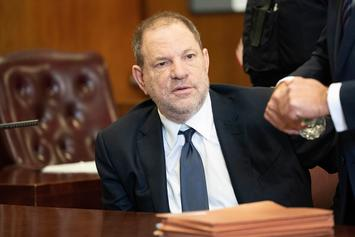 Harvey Weinstein Pleads Not Guilty To Rape & Sexual Misconduct Charges