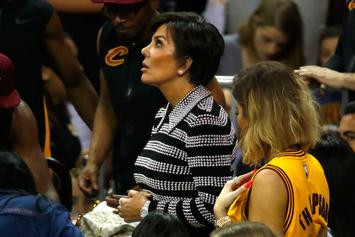 Kris Jenner Backs Khloe's Decision To Stay With Tristan Thompson