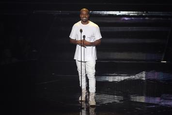 """Kanye West's """"Ye"""" Is His 8th Consecutive #1 Album On The Billboard 200 Chart"""