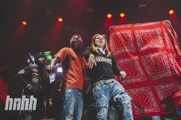 Tekashi 6ix9ine Donates To Homeless In Chicago & Lil Reese Clowns Him