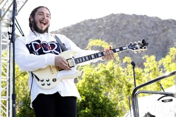 "Post Malone Announces First Annual ""Posty Fest"" In Dallas Texas"