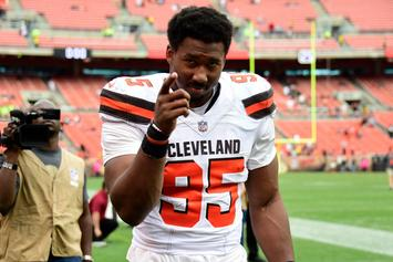 """Myles Garrett: """"Too Competitive To Ride Coattails"""" Like Kevin Durant"""