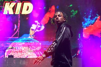 What Happened To Rich The Kid? Rapper Lays Unconscious In Hospital Bed