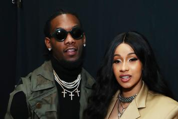 "Cardi B Shuts Down Cheating Allegations Pinned On Offset: ""This Sh*t Is Fake"""