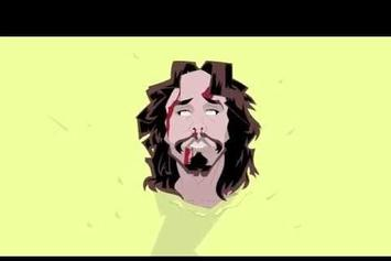"""Pouya Waxes Poetic About """"Daddy Issues"""" In Surreal Animated Visuals"""