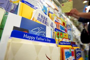 """""""Baby Daddy"""" Father's Day Card Removed From Target After Outrage"""