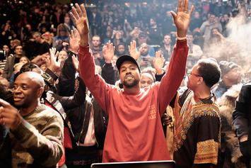 Three Kanye West-Produced Albums Hold Top 3 Spots On Apple Music