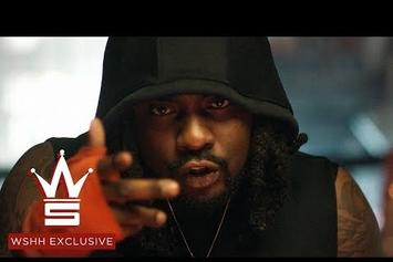 "Wale Is In Training Mode For The ""Negotiations"" Video"