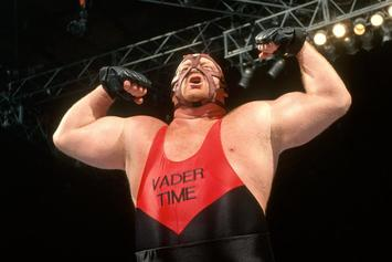 WWE Legend Vader Passes Away At 63