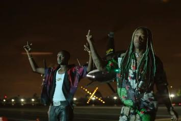 "Buddy Drops Off New Video For ""Hey Up There"" Feat. Ty Dolla $ign"