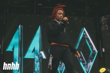 Trippie Redd Recreates One Of XXXTentacion's Famous Hairstyles