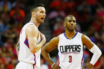 "JJ Redick On Ex-Teammate Chris Paul: ""He's Got Some Bullsh*t With His Game"""