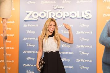 Shakira Under Fire After Selling Tour Merch Necklace Featuring Nazi Symbol
