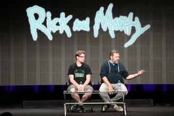 """""""Rick And Morty"""" Co-Creator Reveals His Ambitions To Create Video Games"""