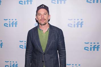 "Ethan Hawke's ""Blaze,"" A Bio-Pic About Country Singer Blaze Foley, Trailer Debuts"