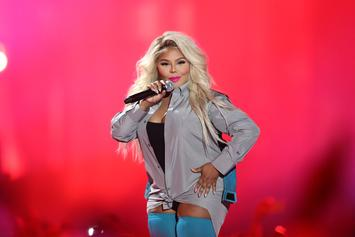 Lil Kim Hit With Federal Tax Lien For $188,000: Report