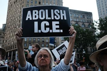 WikiLeaks Compiles 9,000 ICE Officers' Information & Shares It Online