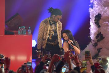 """Cardi B Confirms Secret Marriage To Offset: """"Just The Two Of Us And My Cousin"""""""