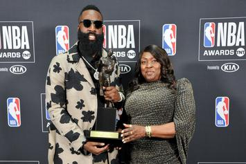 Adidas Releases James Harden MVP Commercial With His Mom