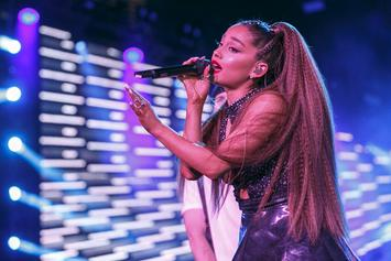 """Ariana Grande Gives Her Fans A Birthday Present With """"Raindrops"""" Video Teaser"""