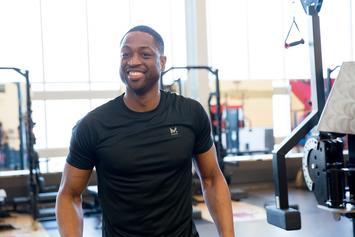 Dwayne Wade Explains Why He Doesn't Drink Around His Children