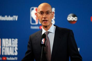 NBA Commissioner Adam Silver Gets 5-Year Extension