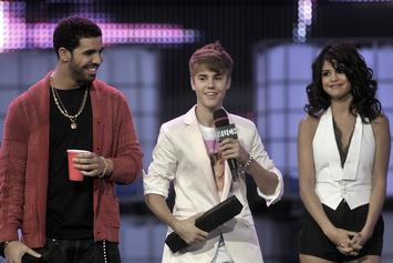 "Justin Bieber Calls Drake ""The Best Rapper Of All Time"""