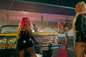 "Cuban Doll & Sukihana Take Over A Car Wash In ""Drug Dealer"" Video"
