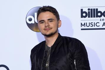 Prince Jackson Has Serious Words For Anyone Dissing Grandfather, Joe Jackson