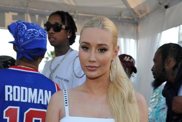 Tyga & Iggy Azalea Seen On Set Filming Upcoming Music Video