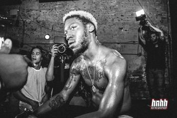 """OG Maco Reveals Gothic """"God Of Rage"""" Cover Art & Release Date"""