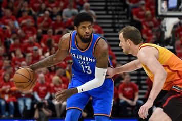Paul George Plans To Stay With Oklahoma City Thunder; Twitter Reacts